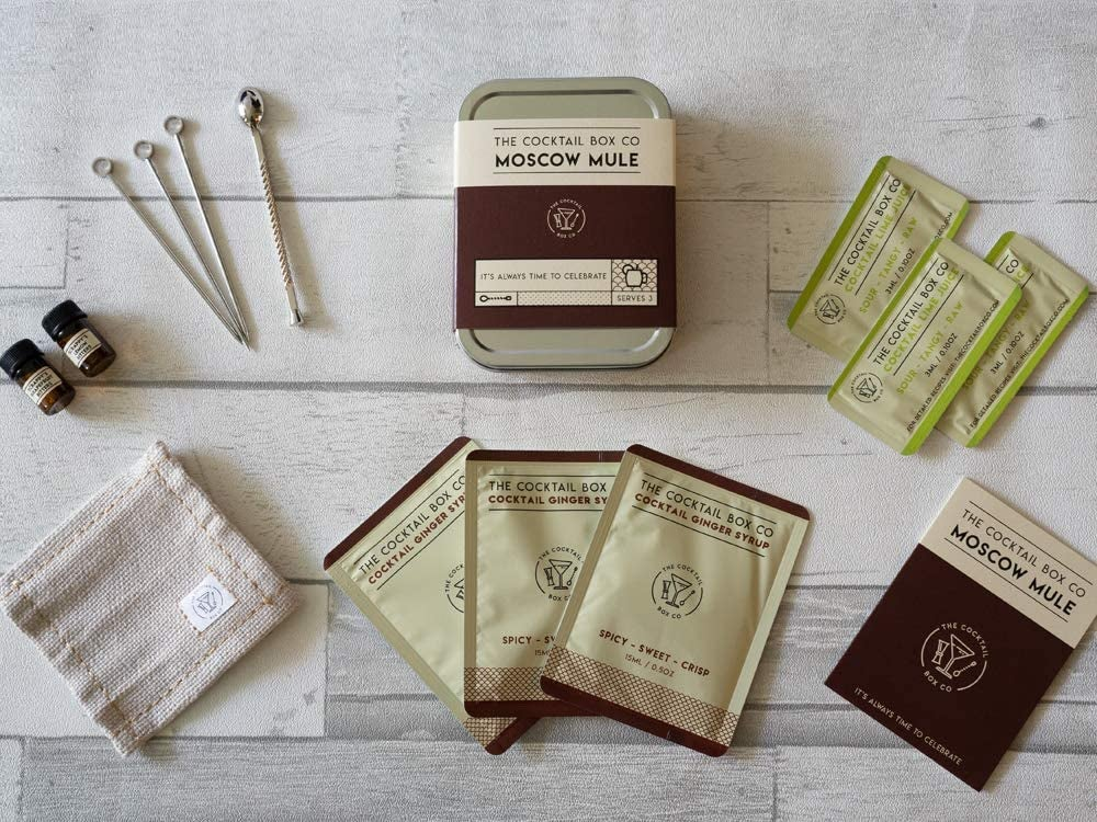 the moscow mule kit