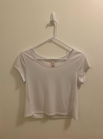 same t-shirt completely free of wrinkles after the reviewer used the steamer