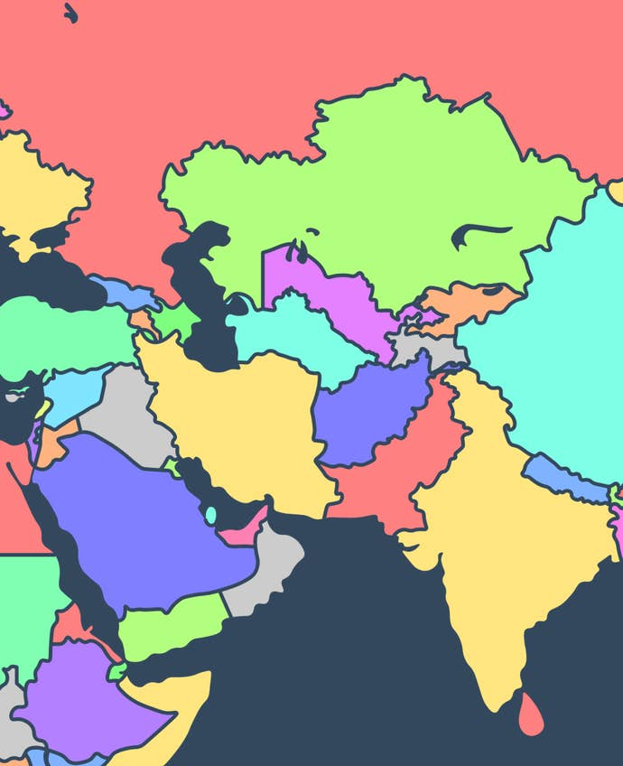 Czy wiesz gdzie znajdują się te państwa? Aż 95% społeczeństwa nie zna prawidłowej odpowiedzi