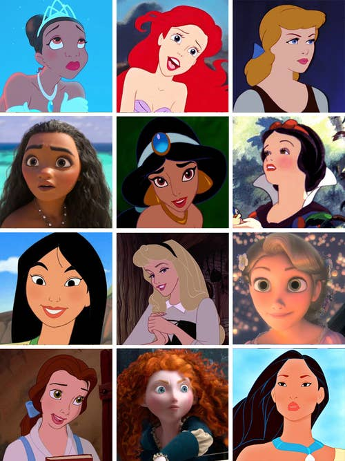 Play This Most Likely Disney Princess Game And We Ll Tell You