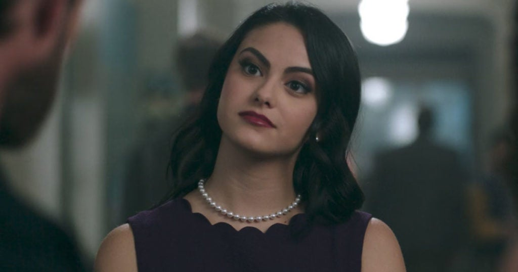"""Camila Mendes as Veronica in """"Riverdale"""""""