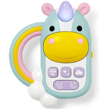 the unicorn version with rainbow handle