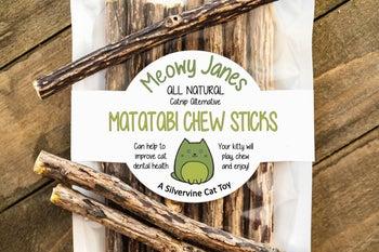 pack of chew sticks