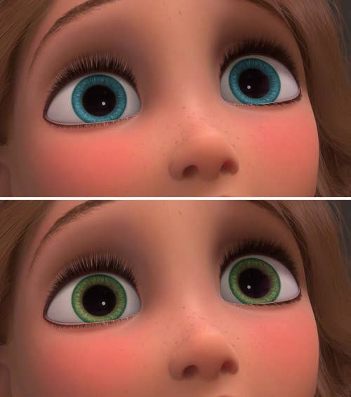 Quiz Which Disney Princess Eye Colors Are Correct