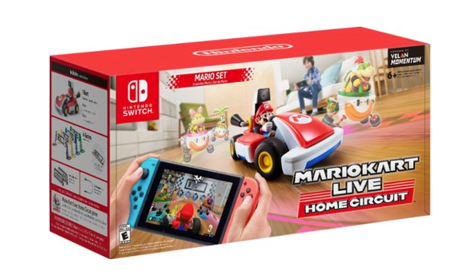 Nintendo mariokart