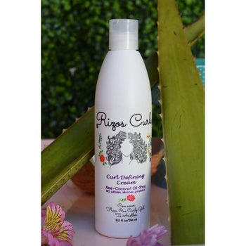 product image of bottle of curl defining cream