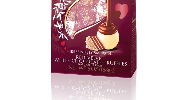 A bag of truffles