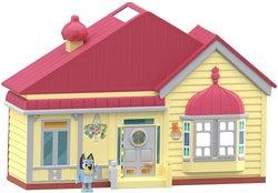 Front of Heeler house playset