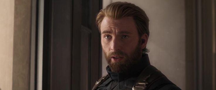 Captain America talks