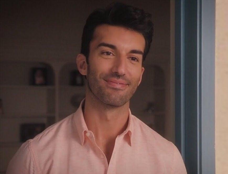 Rafael smiles