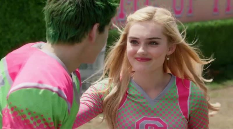 """Meg Donnelly as Addison in """"Zombies"""""""