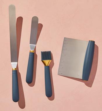 the four-piece tool set