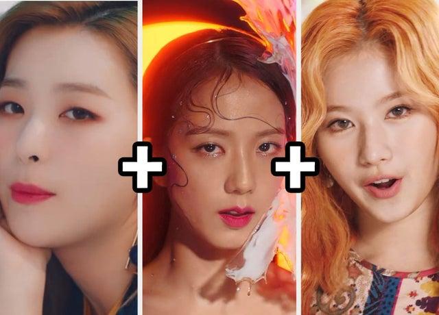 licensed by YG Entertainment / JYP Entertainment / SM Entertainment