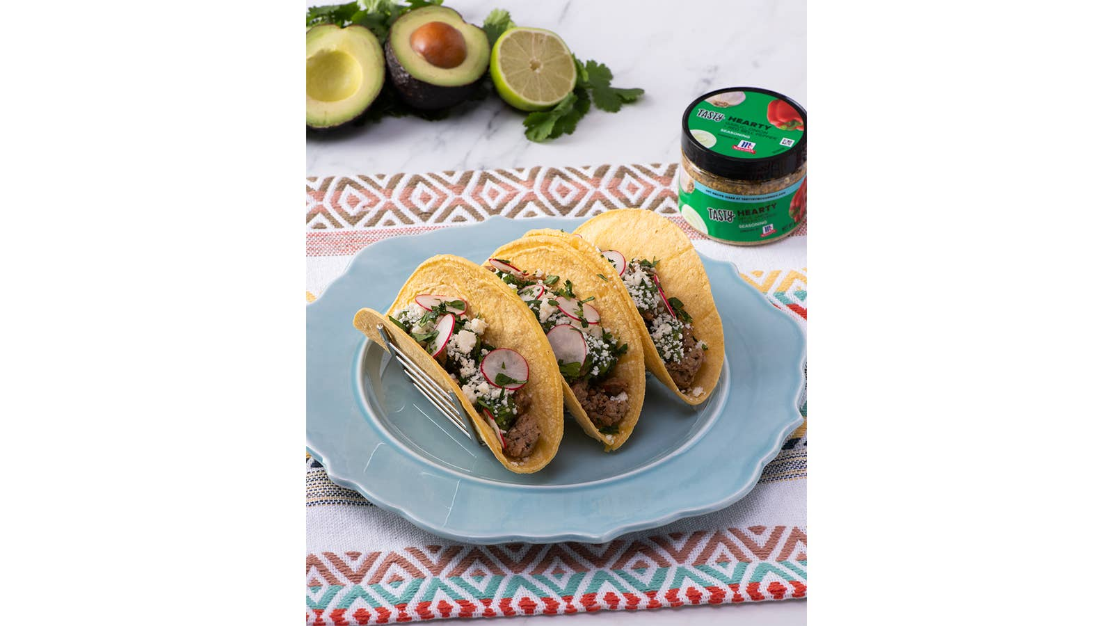 Hearty Turkey Tacos