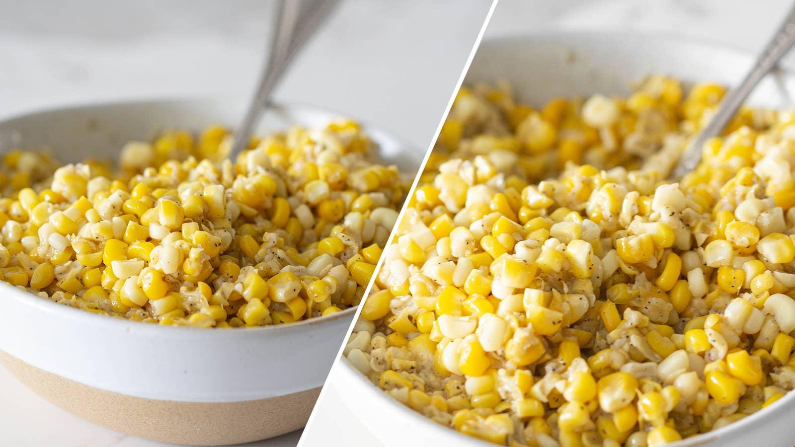 Southern Sweet Fried Corn By Jaylynn Little