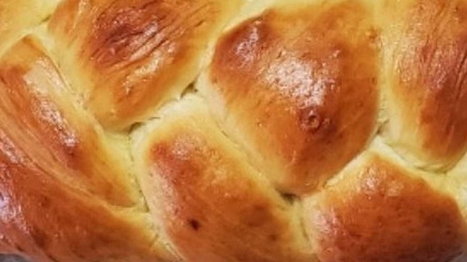 Best Pull-Apart Jewish Challah