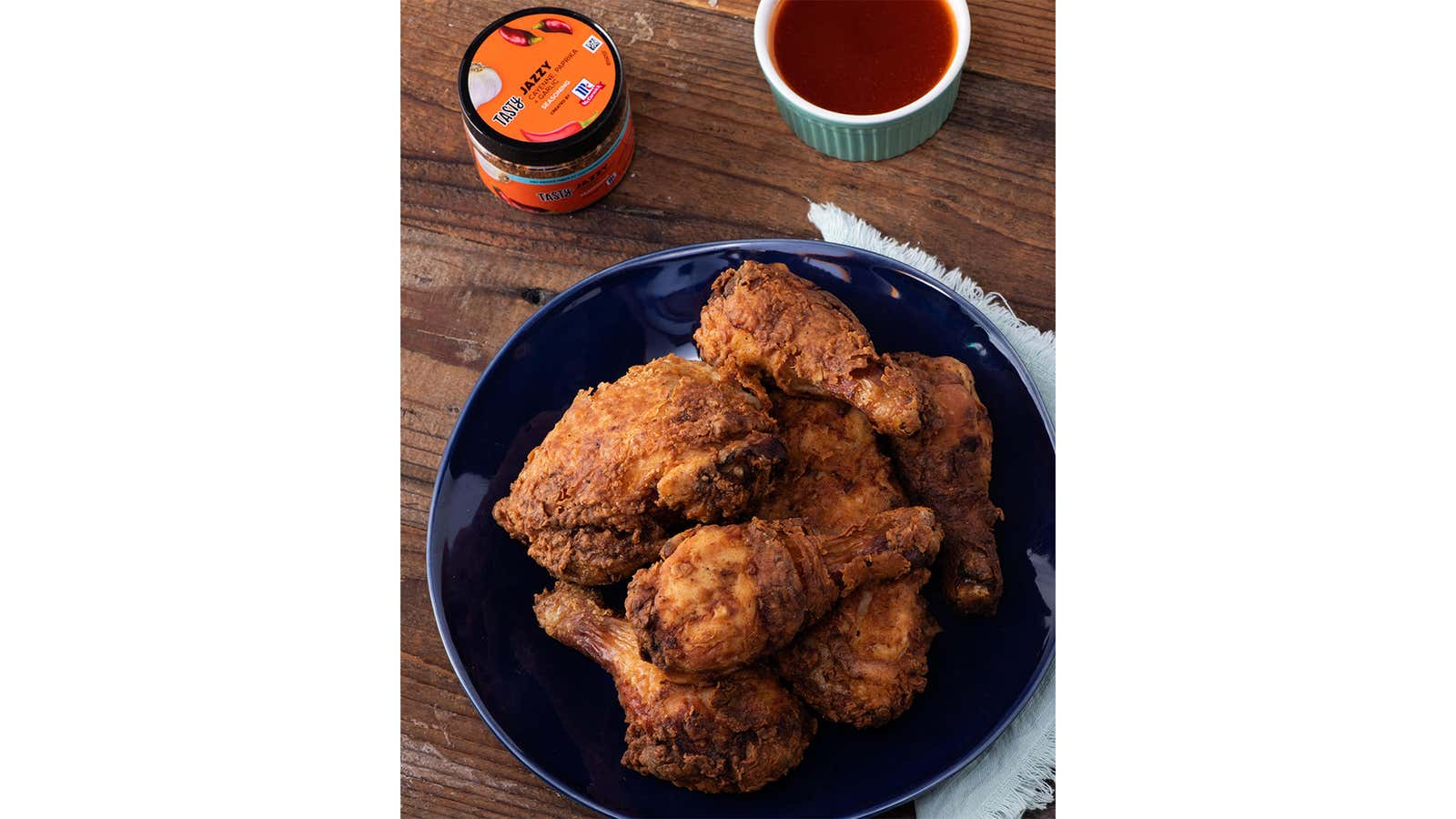 Jazzy Fried Chicken