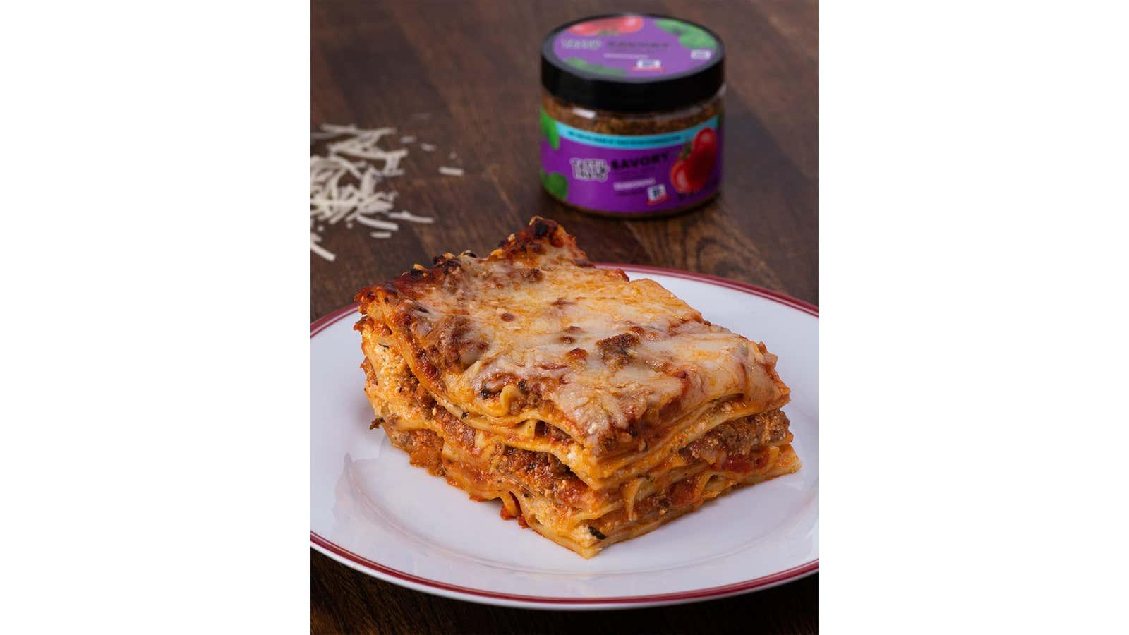 Savoury Lasagna