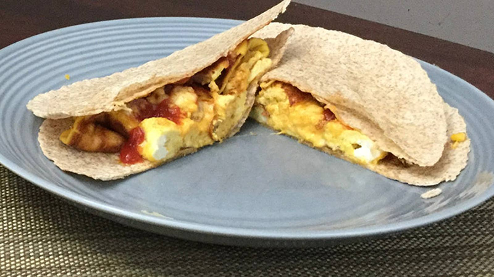 Savory Omelet For One