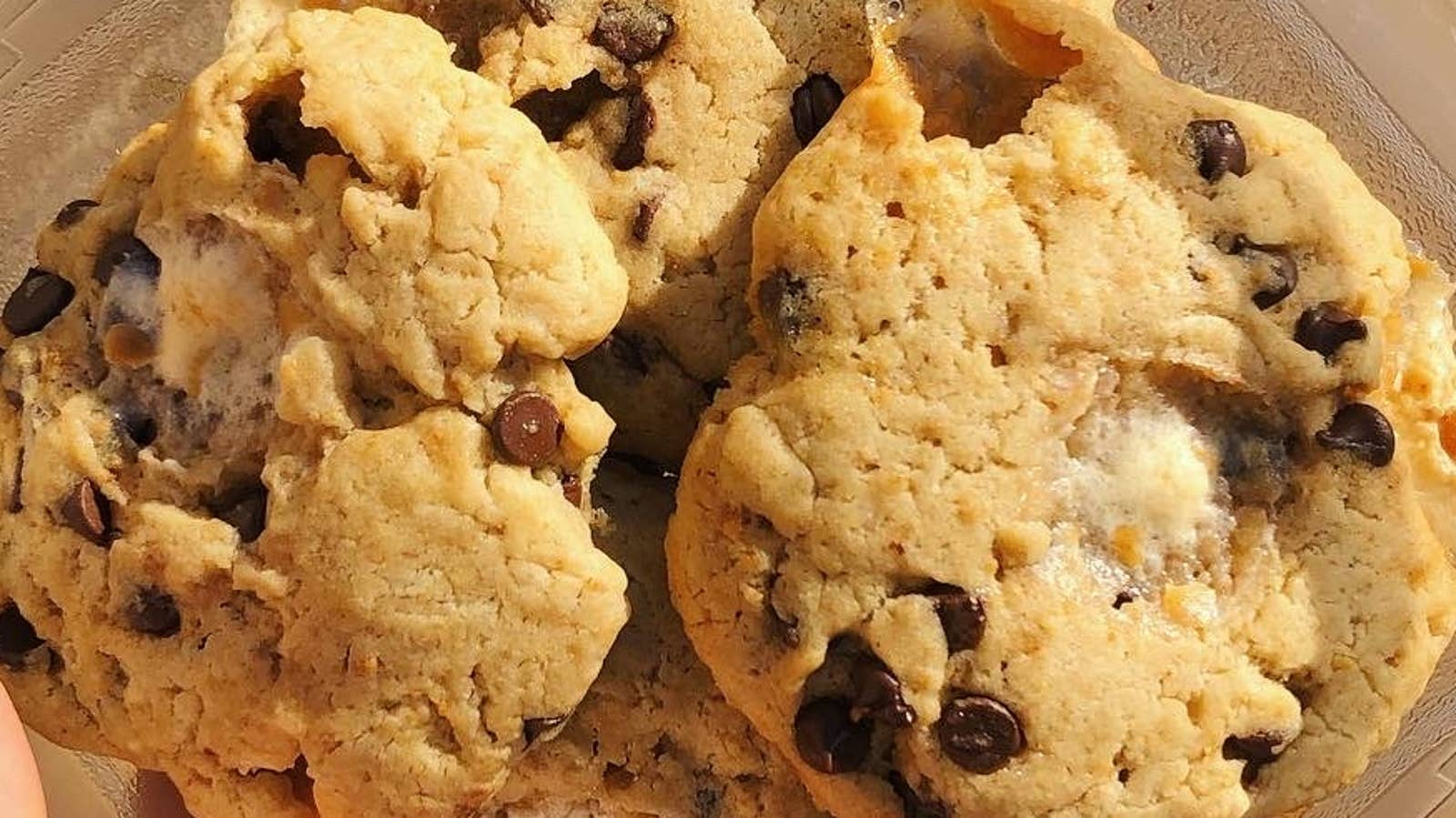 Sungyi's S'mores Cookies