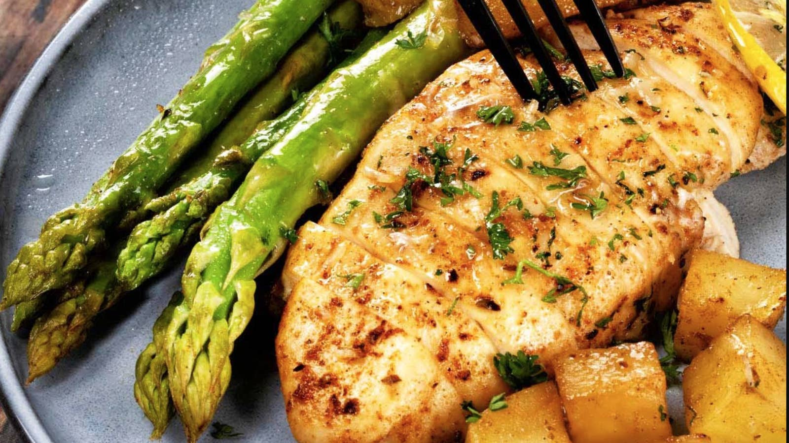 Healthy Oven Baked Chicken Breasts Recipe