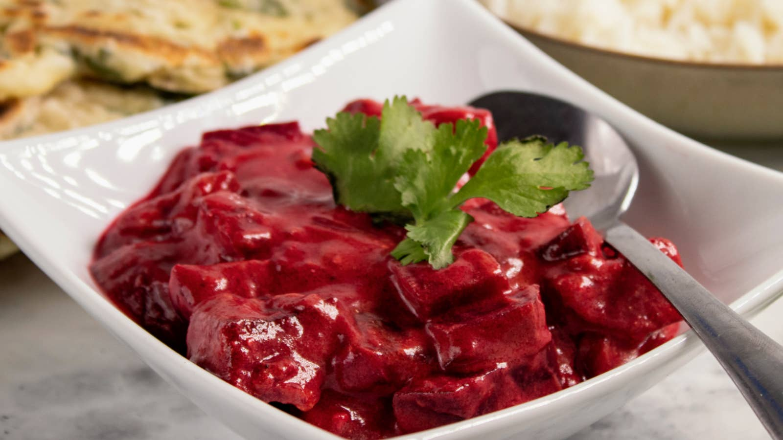 Beet Root Curry Goodness