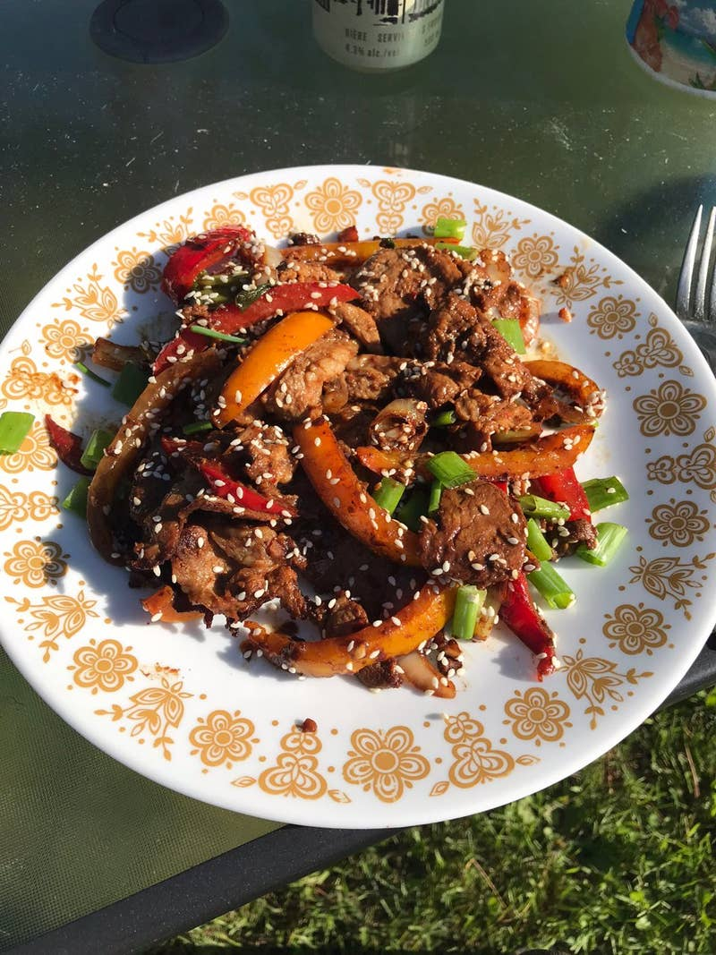 Spicy Korean BBQ-style Pork Recipe by Tasty