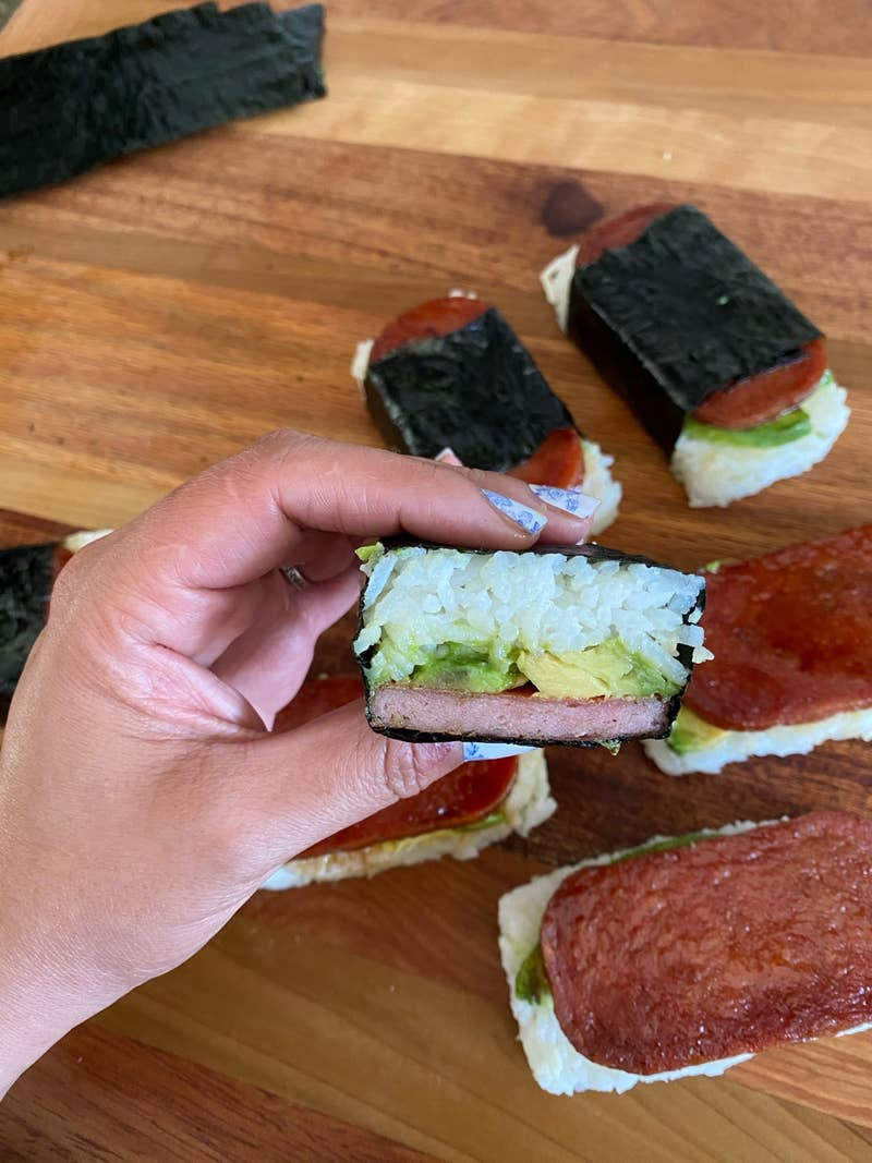 Spam Musubi Recipe By Tasty