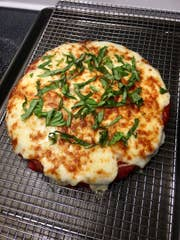 Chicken Parm Pizza Recipe By Tasty