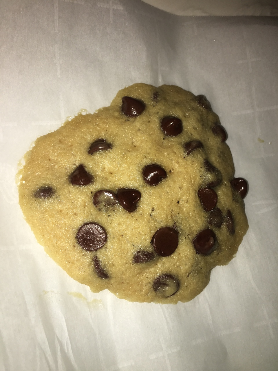 2 Minute Chocolate Chip Cookie Recipe By Tasty