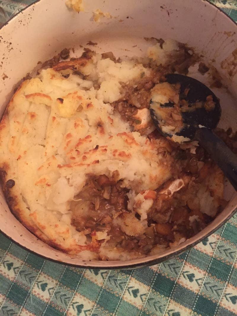 Vegan Shepherd S Pie Recipe By Tasty