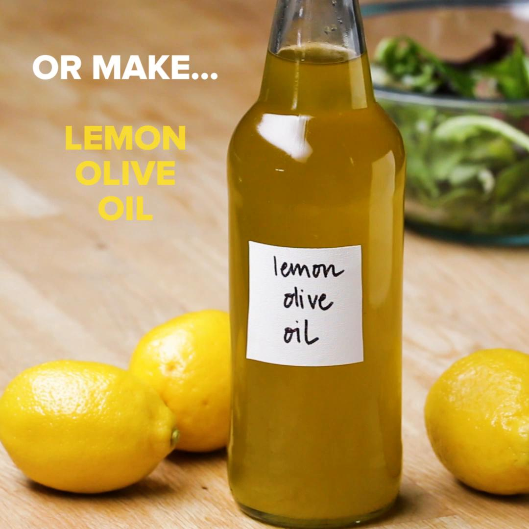 picture How to Make Lemon Olive Oil