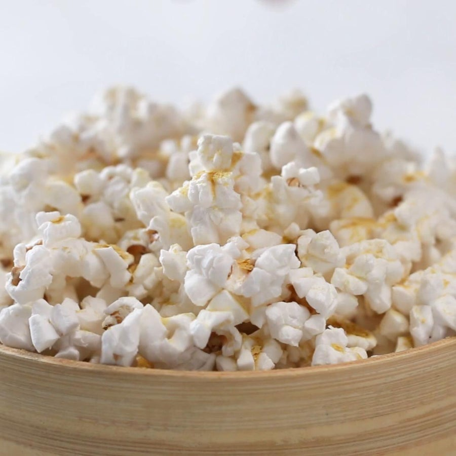Nutritional Yeast Popcorn Seasoning