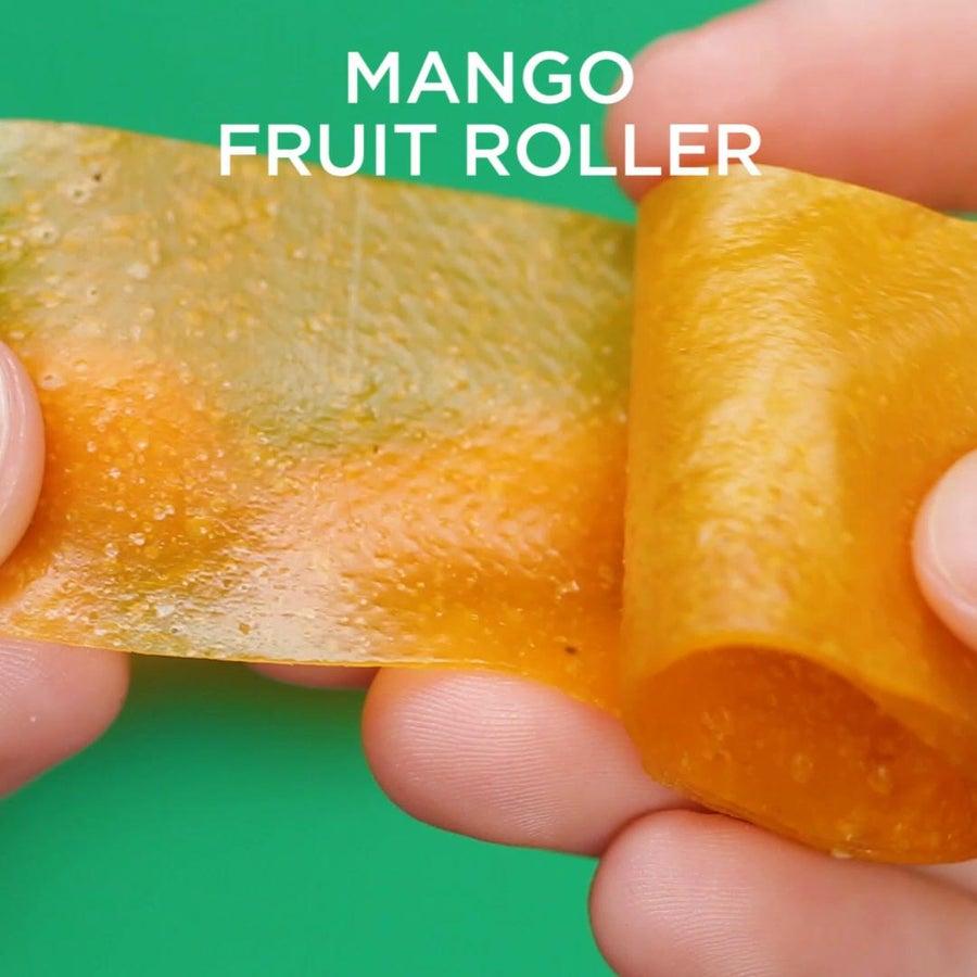 Mango Honey Fruit Rollers