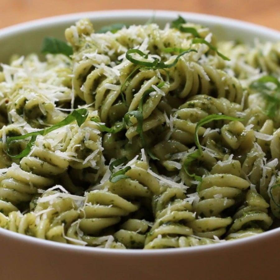 Pesto Twist Pasta
