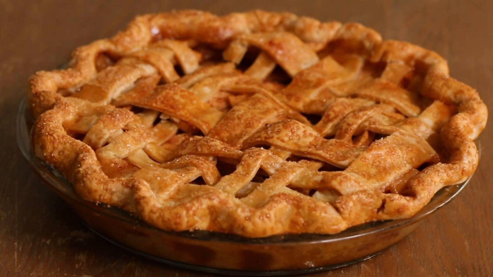 60-Minute Apple Pie