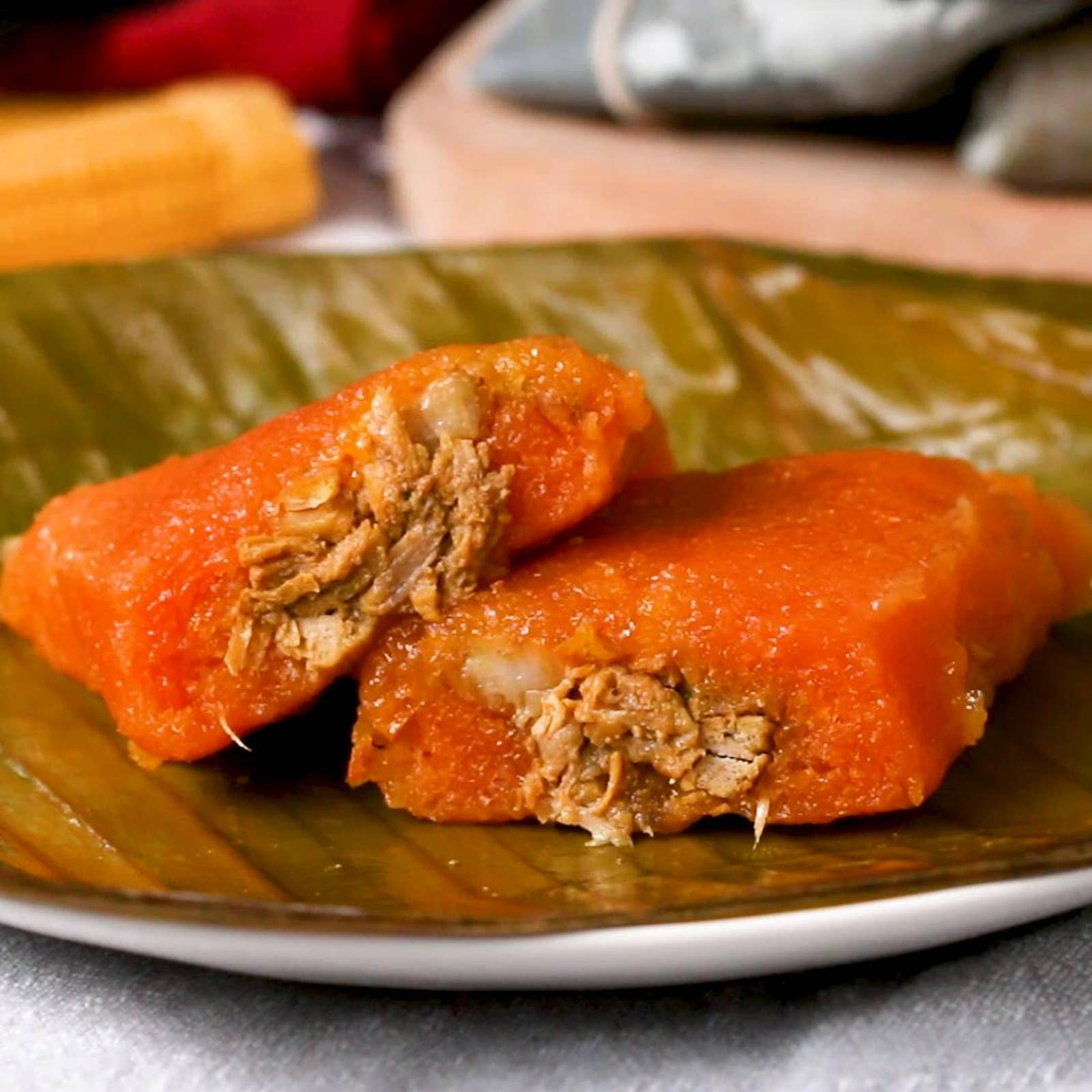 Pasteles De Yuca As Made By Iván Emilio