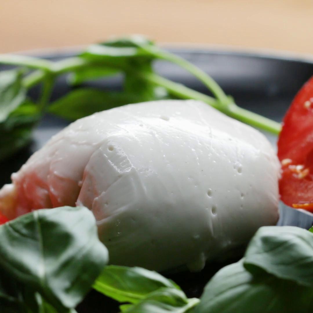 Vegan Mozzarella