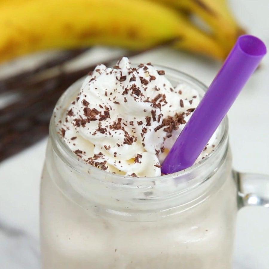Vanilla Bean Blended Drink