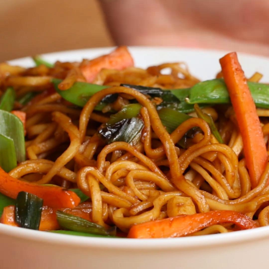 How to make chinese noodles easy