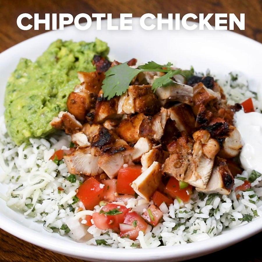 Chipotle's Chicken