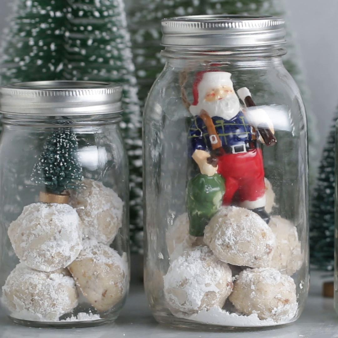 Snowball Cookies Recipe By Tasty