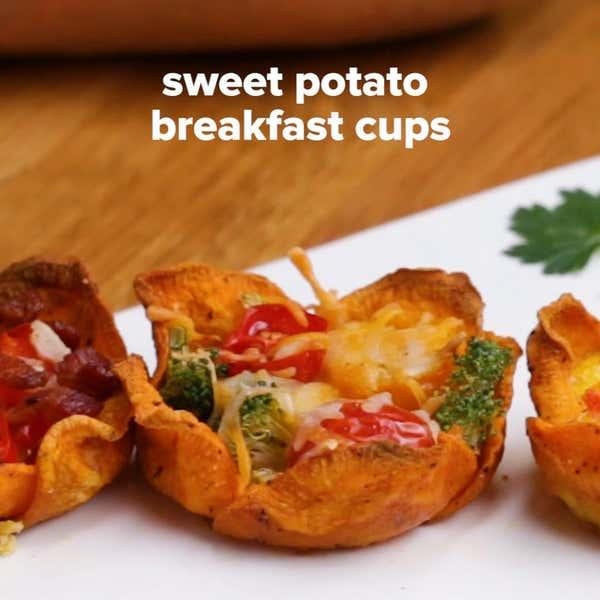 Sweet Potato Breakfasts Recipes