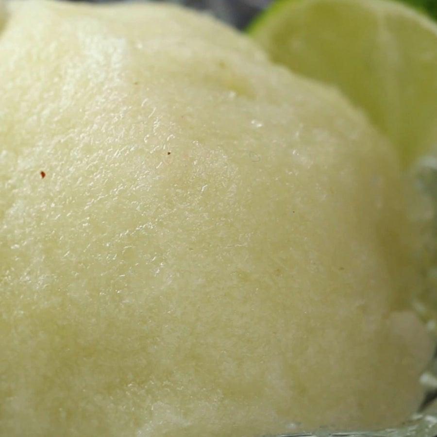 Honeydew Lime Sorbet