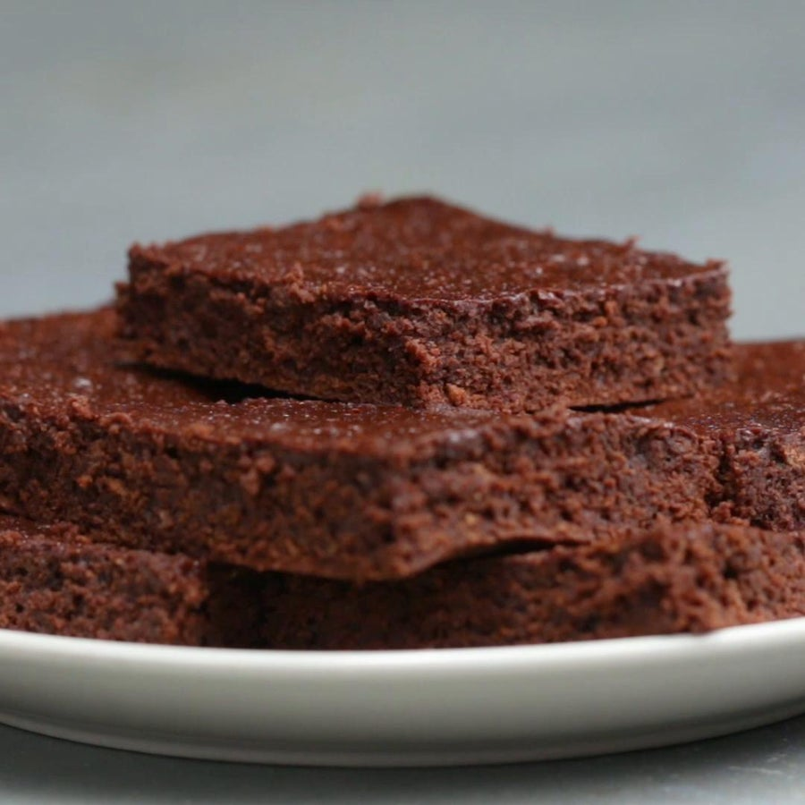 5-ingredient Healthy Brownies