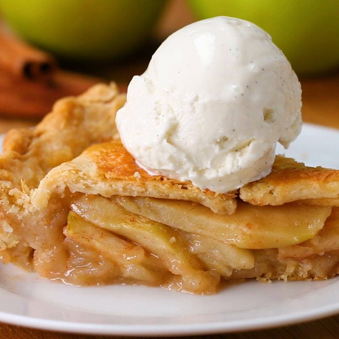 Apple Pie From Scratch Recipe By Tasty
