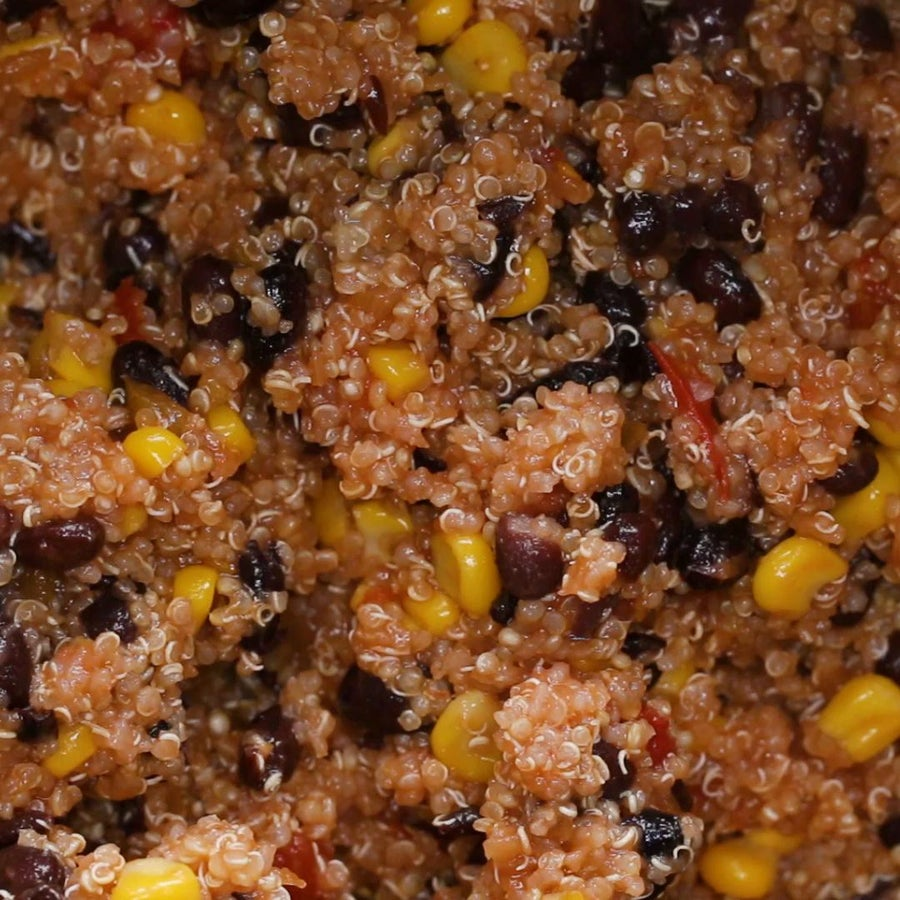 One-Pot Mexican Quinoa
