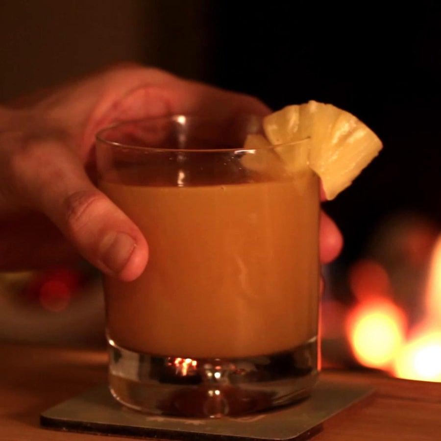Hot Gin & Orange