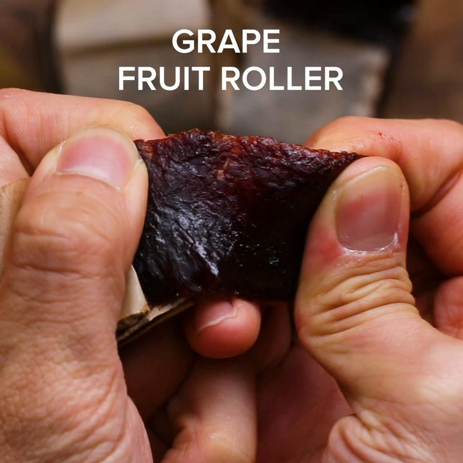 Grape Fruit Rollers