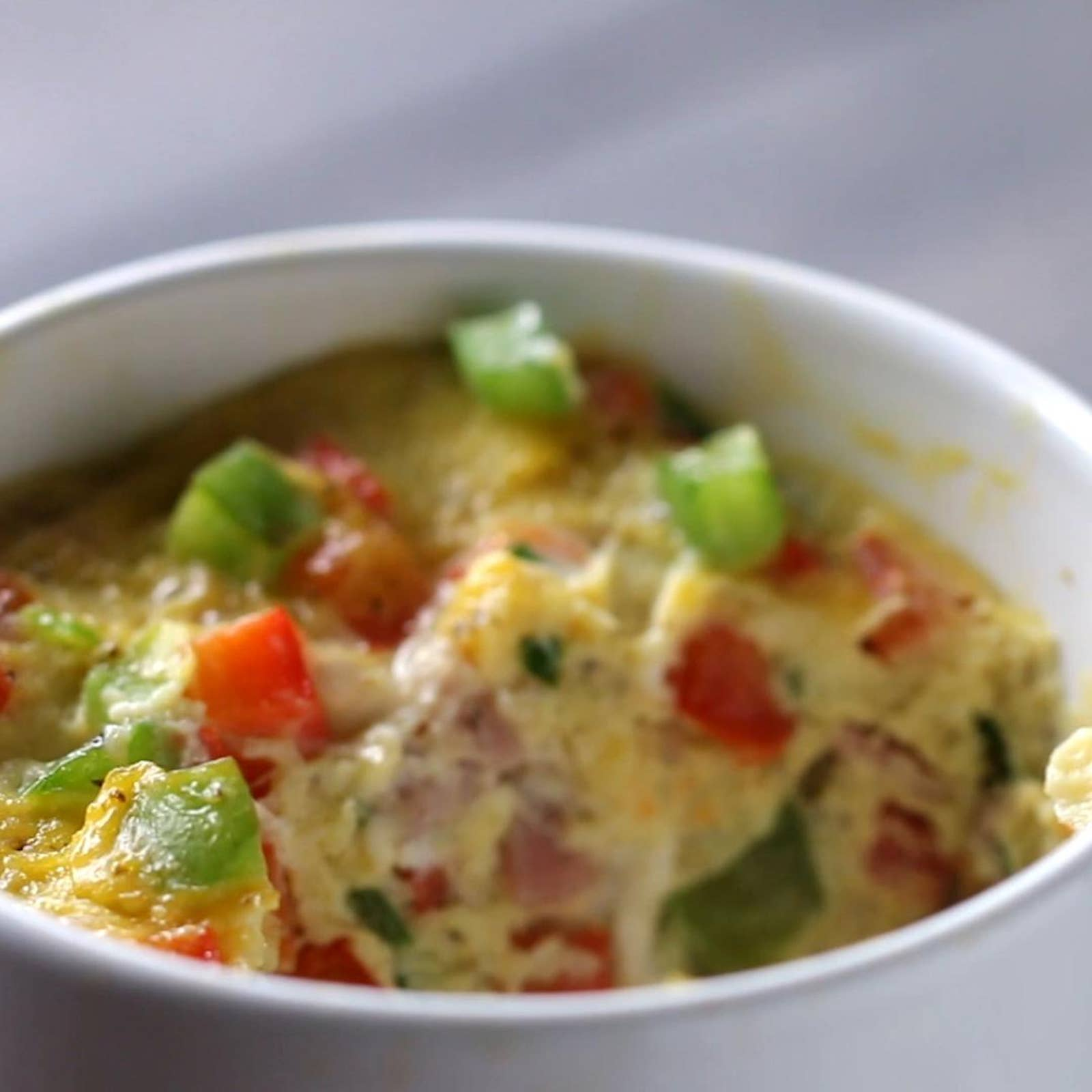 Microwave 3-minute Omelette In A Mug